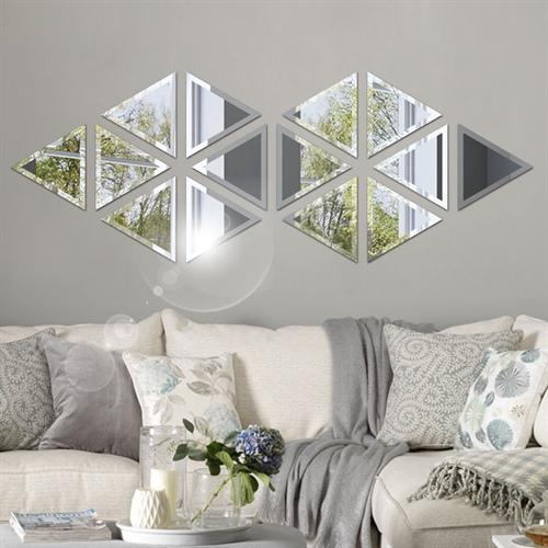 آینه مثلث