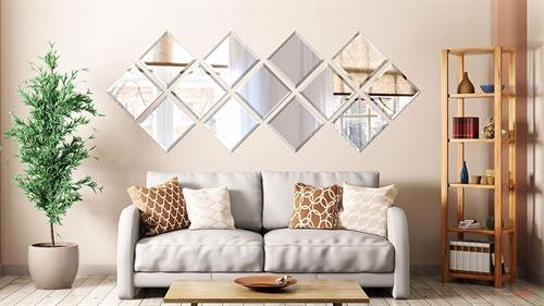 قیمت آینه مثلث